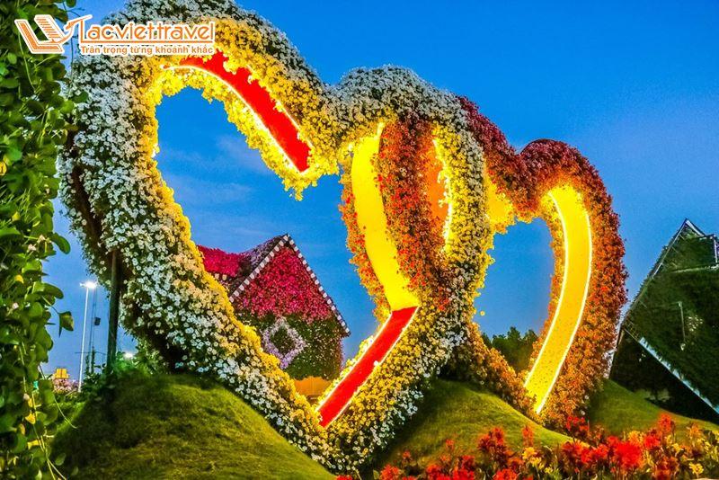 Miracle Garden -Dubai