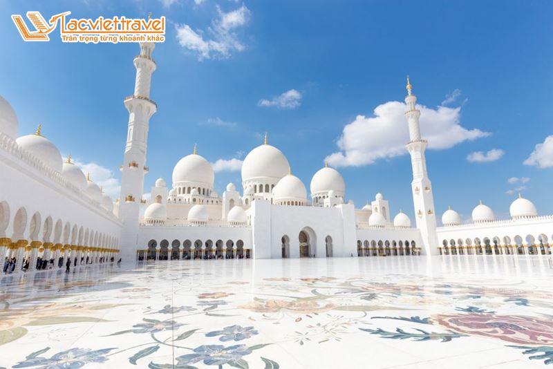 Đại Thánh đường Hồi giáo Seikh Zayed