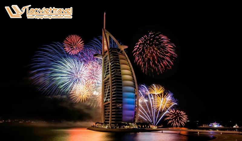 Du lịch Dubai Tết Âm Lịch