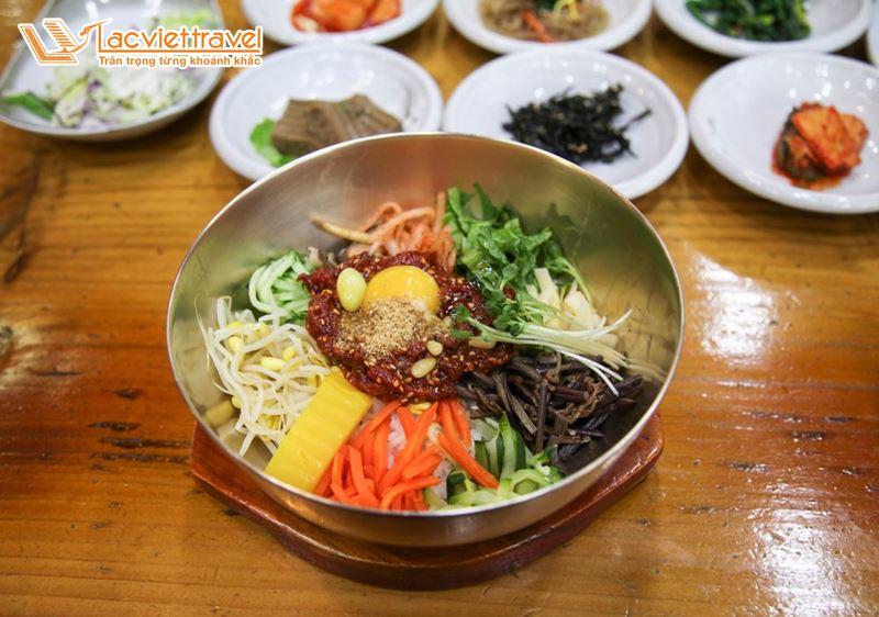 BibimBap - Du lịch Hàn Quốc