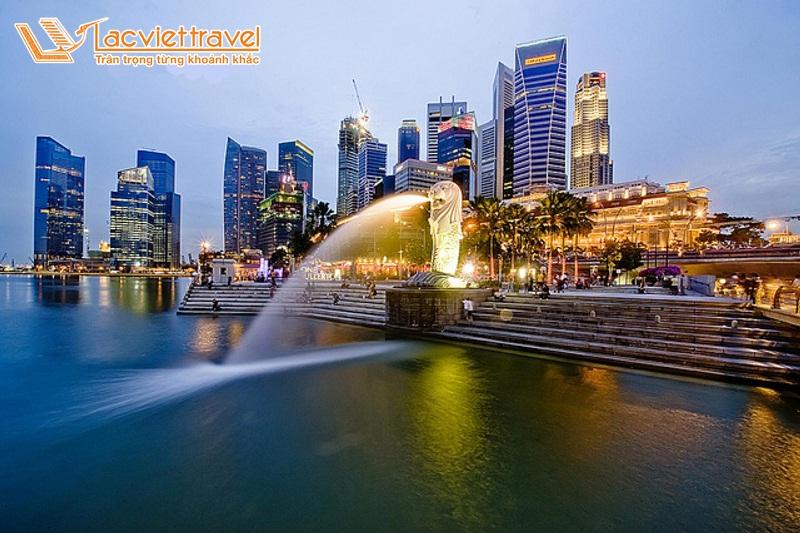 Du lịch Malaysia - Singapore Tết Nguyên Đán