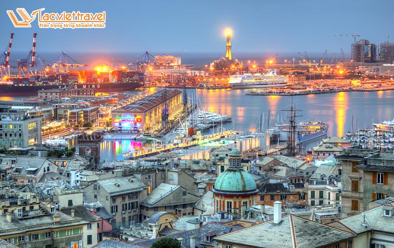 Thành phố Genoa