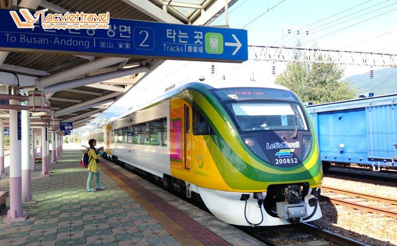 Phương tiện di chuyển ở Hàn Quốc