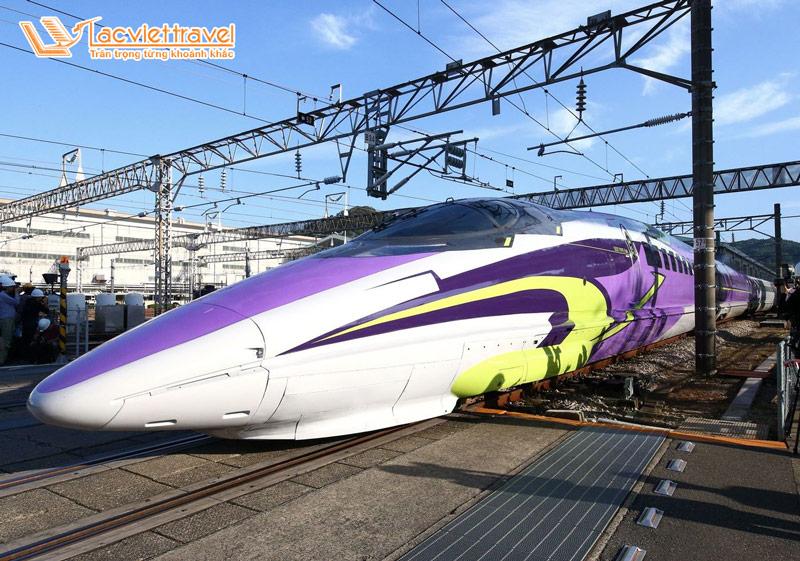 Shinkansen - Niềm tự hào đường sắt Nhật Bản
