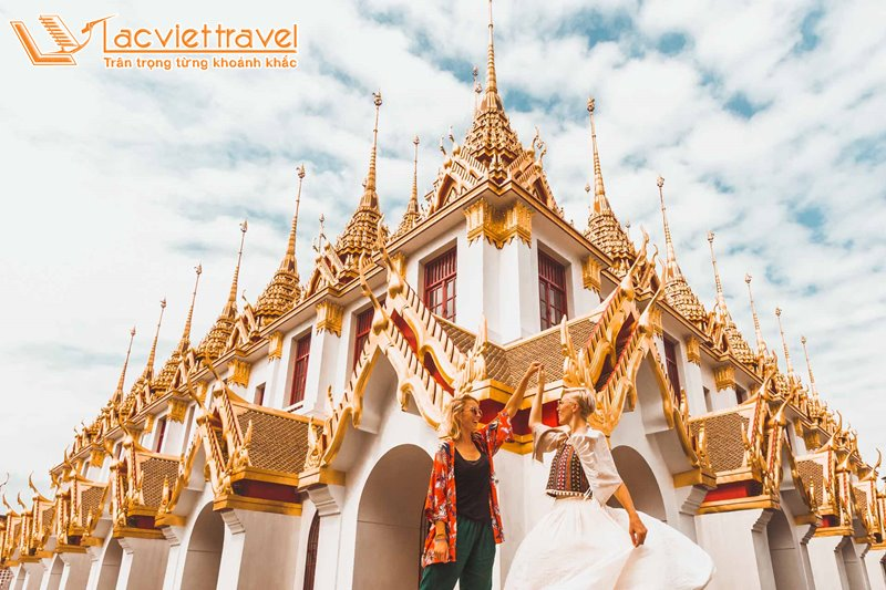15 Kinh Nghiệm Du Lịch Bangkok Cho Người Mới (Phần 1)