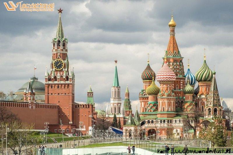 Trọn Bộ Cẩm Nang Du Lịch Nga Vĩ Đại