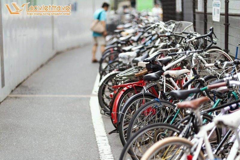 Kinh nghiệm du lịch nước ngoài Nhật Bản