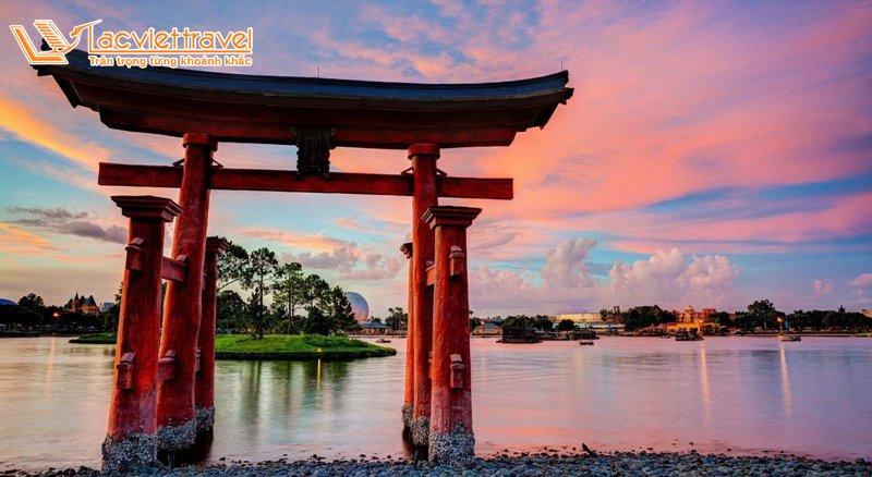 Cổng Torii – Nét Đặc Sắc Của Nền Văn Hóa Nhật Bản