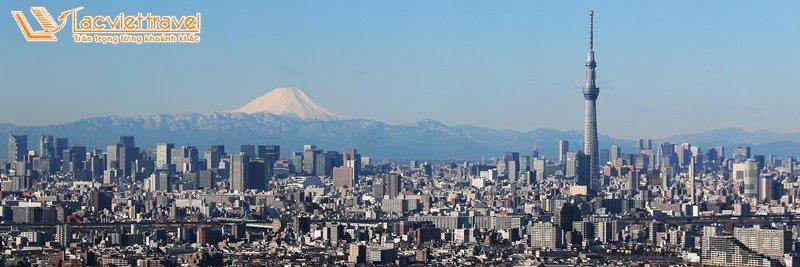 Kinh Nghiệm Du Lịch Tokyo, Nhật Bản